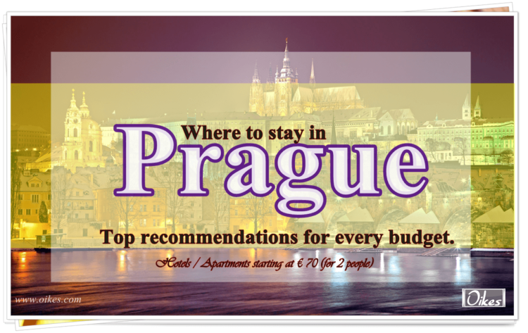 Oikes- Where to stay in Prague